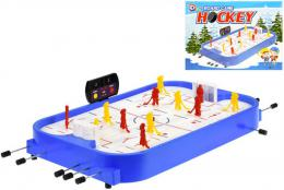 Hra Hokej lední stolní s ukazatelem skore plast *SPOLEÈENSKÉ HRY*