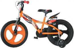 ACRA Dìtské kolo Dino Bikes 143 oranžové chlapecké 14