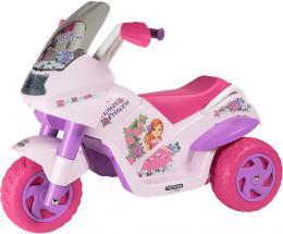 PEG PÉREGO Baby motorka FLOWER PRINCESS 6V Elektrické vozítko