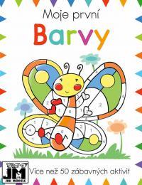 JIRI MODELS Moje první Kniha aktivit Barvy