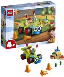 LEGO TOY STORY 4 Woody a závoïák 10766 STAVEBNICE