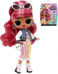 L.O.L. Surprise ! Fashion panenka Tweens CHERRY B.B. 15 pøekvapení