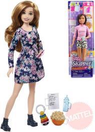 MATTEL BRB Panenka Barbie chùva 27cm set s 5 doplòky 5 druhù
