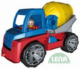 LENA Truxx Auto domíchavaè 27 cm (vozítko na písek)