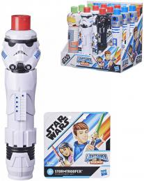 HASBRO Star Wars meè teleskopický 74cm plastový 4 druhy