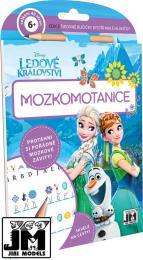 JIRI MODELS Mozkomotanice Frozen (Ledové Království) set pro bystré hlavièky