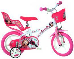ACRA Dìtské baby kolo Dino Bikes Disney Minnie dívèí 12