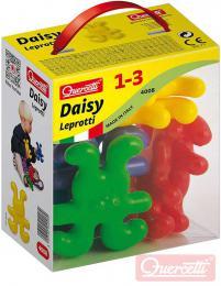 QUERCETTI Daisy Leprotti baby STAVEBNICE velké dílky 8ks plast