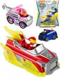 SPIN MASTER Auto Tlapková Patrola set s mini figurkou kov rùzné druhy