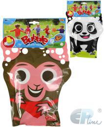 EP line Bubbles zábavné rukavice s bublifukem na tvorbu bublin zvíøátko 8 druhù