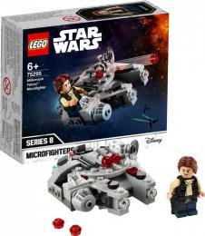 LEGO STAR WARS Mikrostíhaèka Millennium Falcon 75295 STAVEBNICE