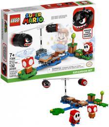 LEGO SUPER MARIO Palba Boomer Billa rozšíøení 71366 STAVEBNICE