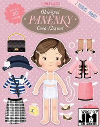 JIRI MODELS Panenky oblékací Coco Chanel