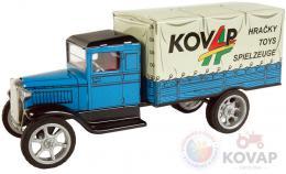 KOVAP Auto nákladní Hawkeye pokladnièka plechová model Kov 0601
