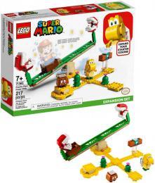 LEGO SUPER MARIO Závodištì s piranìmi rozšíøení 71365 STAVEBNICE