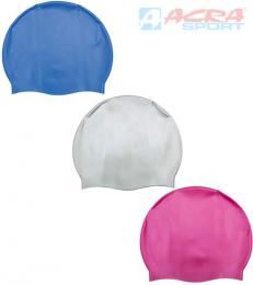 ACRA Koupací èepice GLIDE CAP unisex 3 barvy