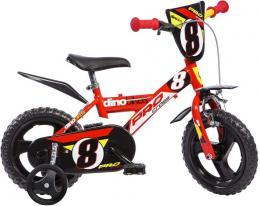ACRA Dìtské baby kolo Dino Bikes èervené chlapecké 12
