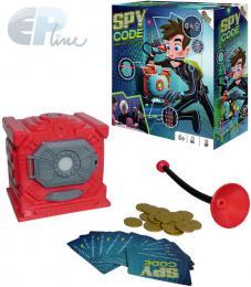 EP line HRA Cool Games Spy Code loupežnická mise na baterie Svìtlo *SPOLEÈENSKÉ HRY*