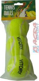 ACRA Míèky tenisové set 3 ks (míèek na tenis)