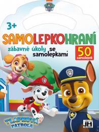 JIRI MODELS Samolepkohraní Tlapková Patrola
