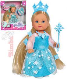 SIMBA Panenka Evièka 12cm Ledová princezna set s doplòky v krabici