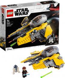 LEGO STAR WARS Anakinova jediská stíhaèka 75281 STAVEBNICE