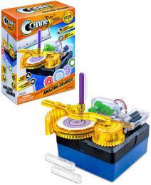 CONNEX Stavebnice vzdìlávací poskládej si Úžasný box na baterie