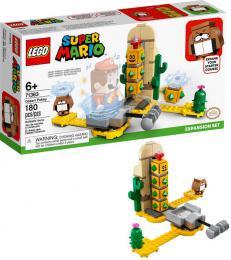 LEGO SUPER MARIO Pouštní Pokey rozšíøení 71363 STAVEBNICE