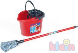 KLEIN Vileda kbelík v sadì s mopem