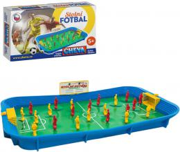 CHEMOPLAST Hra stolní kopaná fotbal plast *SPOLEÈENSKÉ HRY*