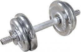 ACRA Èinka nakládací chromová 1x 10kg jednoruèní