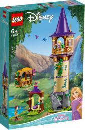 LEGO DISNEY PRINCESS Vìž Lociky 43187 STAVEBNICE