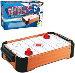 ALBI Hra Stolní vzdušný lední hokej (Air Hockey) *SPOLEÈENSKÉ HRY*