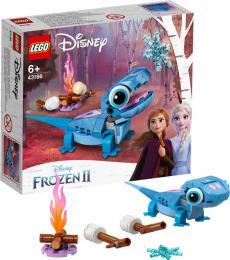 LEGO PRINCESS FROZEN 2 Postavièka mlok Bruni 43186 STAVEBNICE
