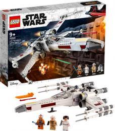 LEGO STAR WARS Stíhaèka X-wing Luka Skywalkera 75301 STAVEBNICE