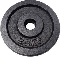 ACRA Kotouè náhradní litinový 1x 2,5kg závaží na èinky 30mm