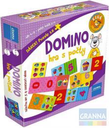 GRANNA Hra Domino s poèty *SPOLEÈENSKÉ HRY*