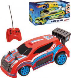 MATTEL Hot Wheels RC Auto závodní 1:28 na vysílaèku na baterie 40MHz