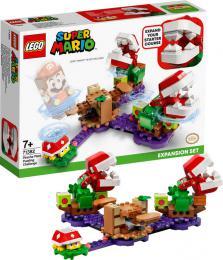 LEGO SUPER MARIO Hlavolam s piraòovou rostlinou 71382 STAVEBNICE
