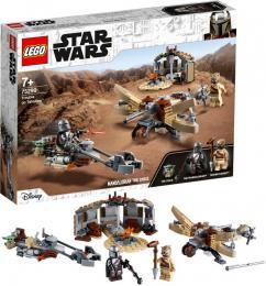 LEGO STAR WARS Potíže na planetì Tatooine 75299 STAVEBNICE