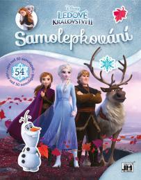 JIRI MODELS Samolepkování Frozen 2 (Ledové Království)