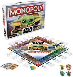 HASBRO Monopoly Star Wars The Mandalorian The Child *SPOLEÈENSKÉ HRY*