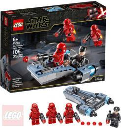 LEGO STAR WARS Bitevní balíèek sithských jednotek 75266 STAVEBNICE