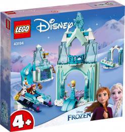 LEGO DISNEY Ledová øíše divù Anny a Elsy Frozen 43194 STAVEBNICE