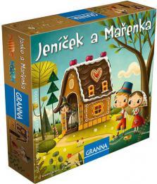 GRANNA Hra Jeníèek a Maøenka *SPOLEÈENSKÉ HRY*