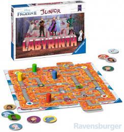 RAVENSBURGER Hra Labyrinth Junior Frozen 2 *SPOLEÈENSKÉ HRY*