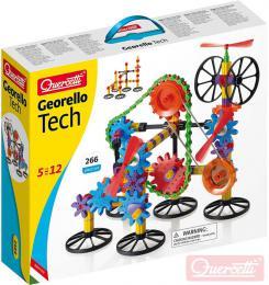 QUERCETTI Georello Gear Tech stavebnice pøevodová 266 dílkù v krabici plast