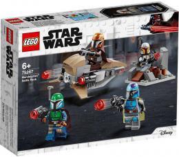 LEGO STAR WARS Bitevní balíèek Mandalorianù 75267 STAVEBNICE