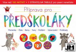 JIRI MODELS Pøíprava pro pøedškoláky aktivity se stíratelnou tabulí
