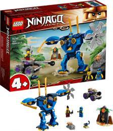 LEGO NINJAGO Jayùv elektrorobot 71740 STAVEBNICE